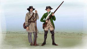 illustration-personnage-quebec-historique-soldat