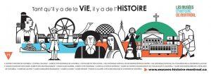 illustration-vectorielle-affiche-musees-ville de Montreal