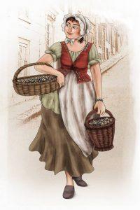 portrait-personnage-marchande-quebec-histoire