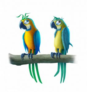 concept-perroquets-parrot-animation-film-cartoon-3d