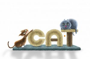 illustration-chats-3d