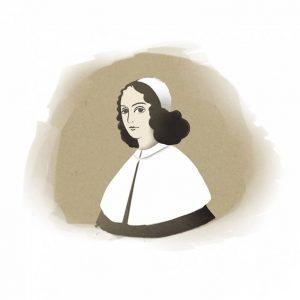 illustration-jeanne-mance-personnage-historique-montreal