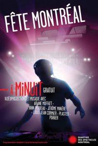 publicité-montreal-festival-fete-dj-silhouette